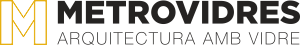 Metrovidres Logo